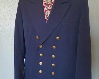 East German naval/boating jacket