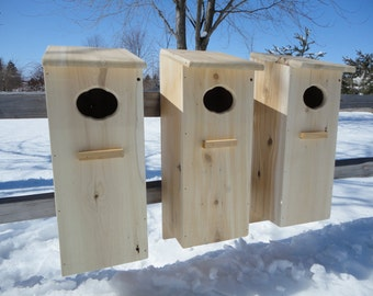 how to make a wood duck nesting box