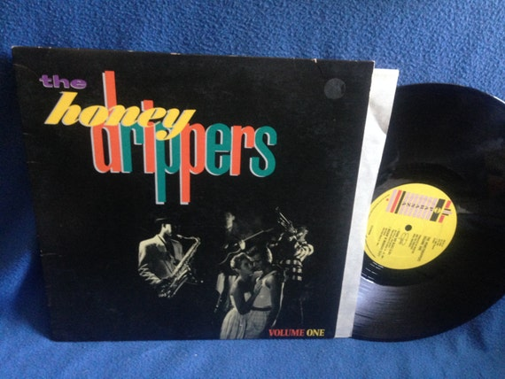 """RARE, Vintage, The Honey Drippers - """"Volume One"""", Vinyl LP, Record Album, Robert Plant, Jeff Beck, Jimmy Page, Led Zeppelin, I Got A Woman"""
