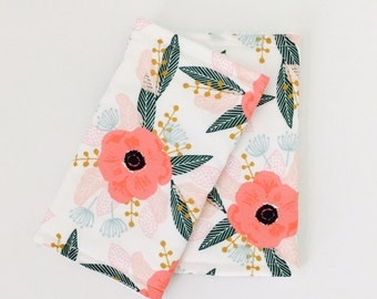 suckpads for the Baby carrier Watercolor flowers | suckpads | flowers | Babywearing