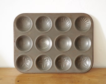 Muffin Tray - Baking Tray - Madeleine Tray