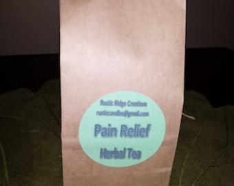 Herbal Tea Pain Relief