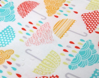 Laminated Cotton Fabric - Umbrella Country - By the Yard 88736