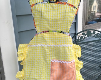 The Evelyn Apron