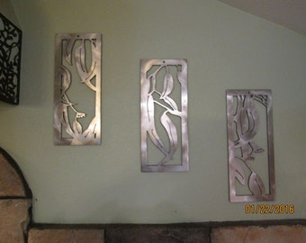 Stainless Steel wall hanging