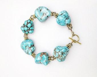 Turquoise Dreams Bracelet