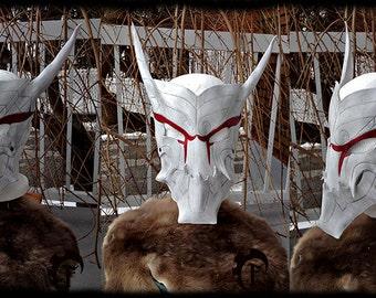 Blood Moon Yasuo,leagueoflegends,league of legends,lol,mask,leather,cuir,masque,league,cosplay,fantasy,costume,leagueoflegendscosplay