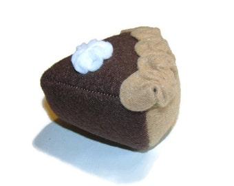 Cat Toy - Catnip Chocolate Pie