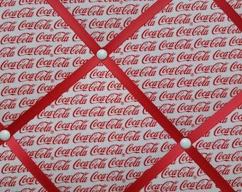 Coca Cola Memory Board