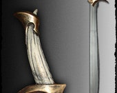 High quality Larp sword, FANG sword of the dragoneers.