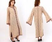 Vintage Caftan Robe Nightdress