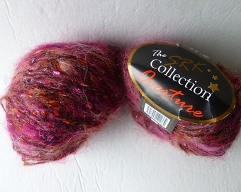 Yarn Sale  - Cranberry 2166 Overture The SRK Collection by Ketzer