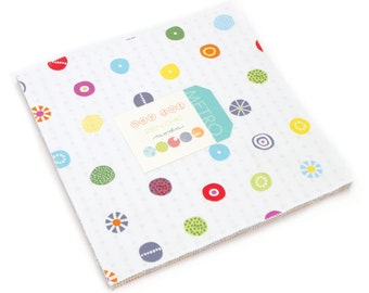 Elementary Layer Cake By Sweetwater For Moda By Wedoquilts