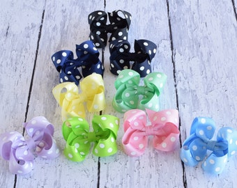 Hair Bows, Girls Hair Bows, Toddler Hair Bows, Hair Bows for Girls, Baby Bows, Small Hair Bows, Hairbows, Hair Bows for Girls, Bows, 300