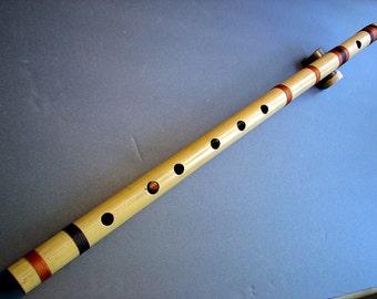 Bansuri Professional Flute. Key of D Mayor