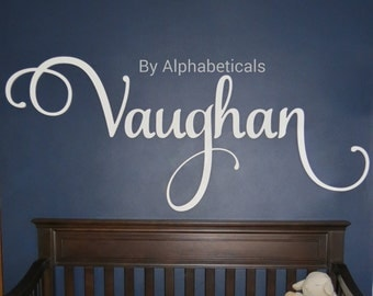 V Wooden Signs for Nursery for Wall Decor Wall Letters Name Sign Name Letters Wall Hanging Letters for Wall Art Wooden Letters Alphabeticals