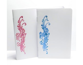 Pocket Notebooks, Mini Notebooks, Soft Cover Notebook, Pocket Notebook, Field Journal, Jotter, Journal, Mini Journal