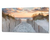 Metal Print, Beach Wall Art, Coastal Decor, Seascape Artwork, Metal Wall Art, Rhode Island Photography, Newport RI Photo Print, Nautical Art