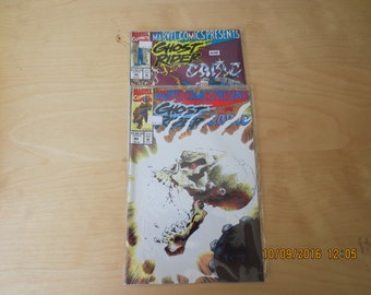 GHOST RIDER and CABLE 94. 95 Never In Plastic Mint Box 16