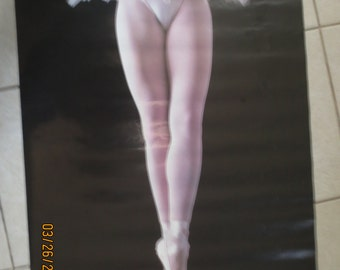VINTAGE BALLET POSTER New Choose one