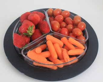 "Retro OPA serving tray- ""More"" design by Timo Sarpaneva, Finland"