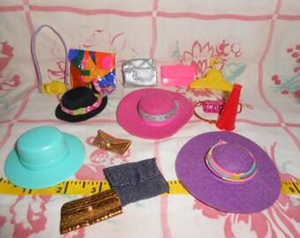 Barbie Size Hat-Purses-Accessories