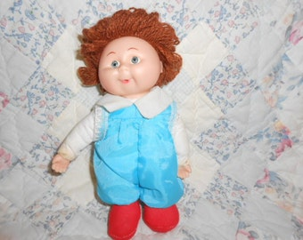 "1984 Fruit Kid Doll- 8"" Tall"