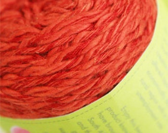 Be Sweet Bambino Yarn in Tomato #875