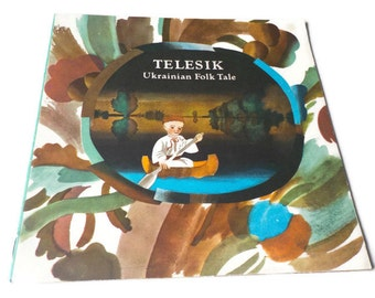 Telesik, A Ukranian Folk Tale 1981, Kiev