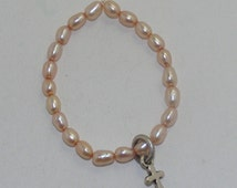 For Baby Pearl Bracelet