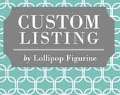 Custom listing  for Keriann