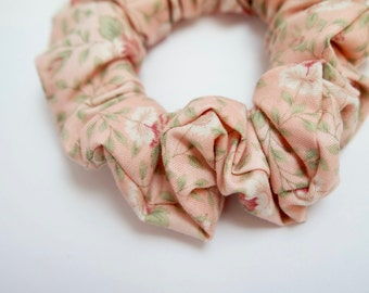 100% cotton Hair Scrunchie