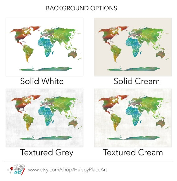Educational Large World Map Country Borders Country Labels - World map with labels