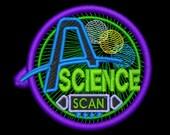 Artemis Science Station Insignia Badge