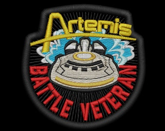 Artemis Battle Veteran Patch