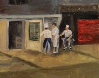 Chefs' Break