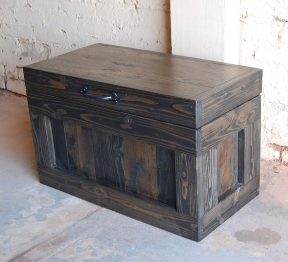 Hope Chest Coffee Table End Table Toy Box Small Trunk