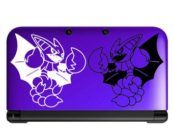 Pokemon Decal Gliscor - Anime Decal for Nintendo 3ds, Macbooks, Laptop, iPhone, XBox, Playstation, Cars, Windows, Wall