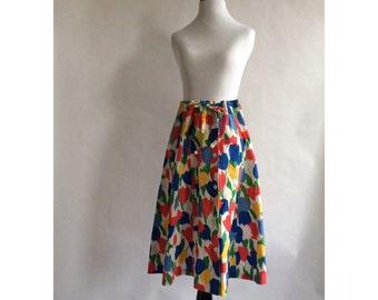 Vintage tulip skirt - plus size