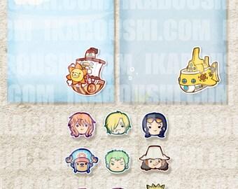 One Piece ワンピース Digital Art File