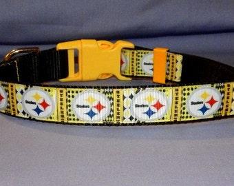 Pittsburgh Steelers collar