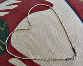 Vintage Native American Heishi Necklace