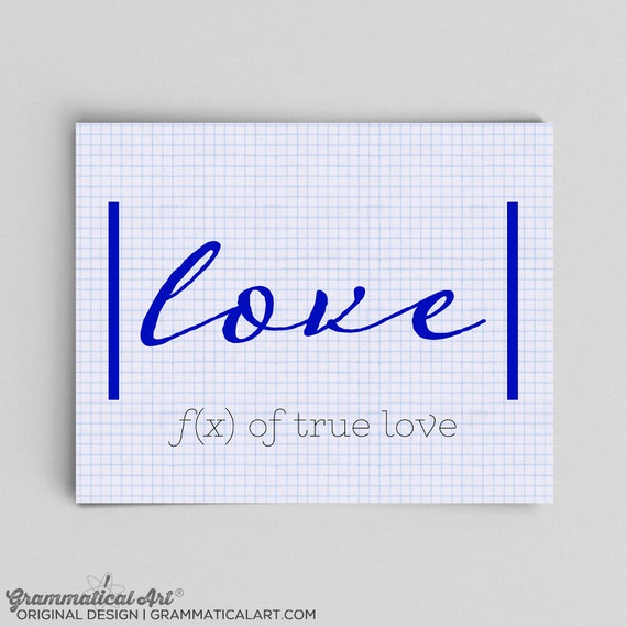 Wedding Gift Ideas For Nerds : Nerdy Love Gifts Nerdy Anniversary Geekery Wedding Gifts Mathematics ...