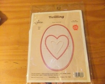Twilling Kit - Victorian Heart