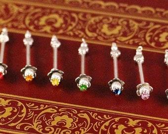 Miniature Wand, Crystal Wand, Magic Wand, Fairy Wand, Christmas, Stocking Stuffer, Swarovski, Hanukkah, Party Favor, Swarovki,