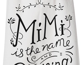 mimi kitchen towel