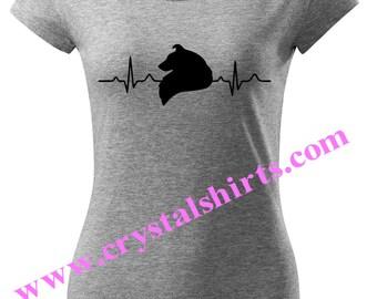 Shetland Sheepdog, Sheltie T-shirt