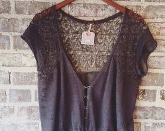 Free People Shrug Size Small