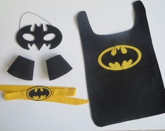 Infant BATMAN Set