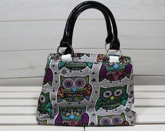 Owl Lunch Bag Etsy